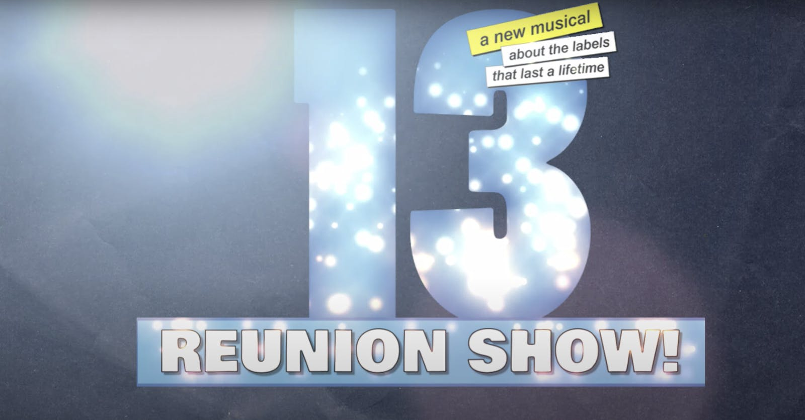 Getting Ready! '13' The Musical Company Reunites This Sunda…