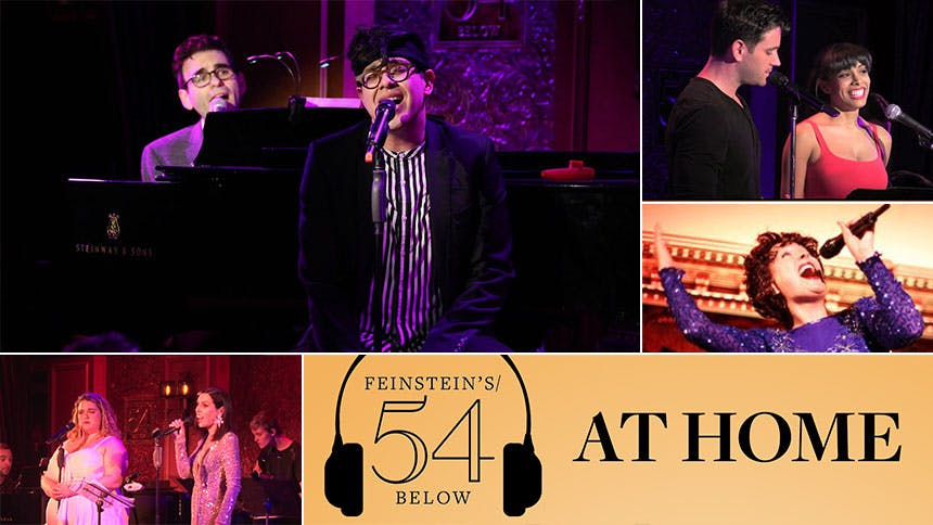 54 Below Will Begin Streaming Concerts From Their Archives …
