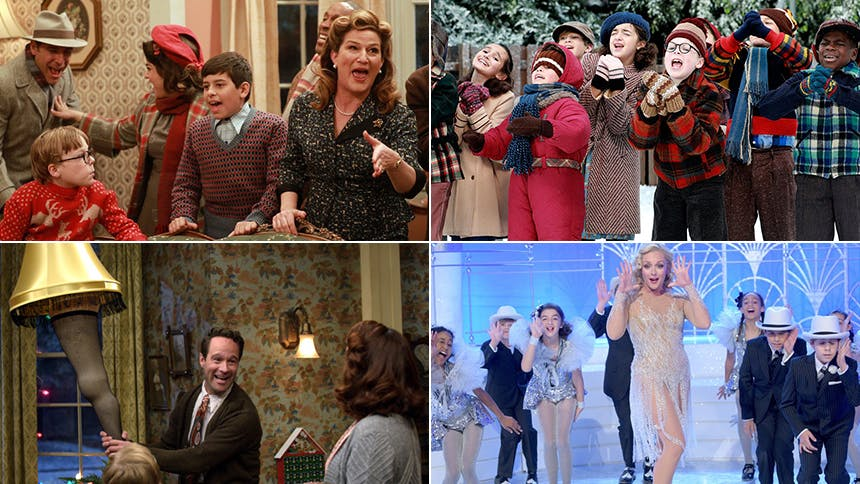 Our Top Five Favorite Musical Numbers From A Christmas Stor…