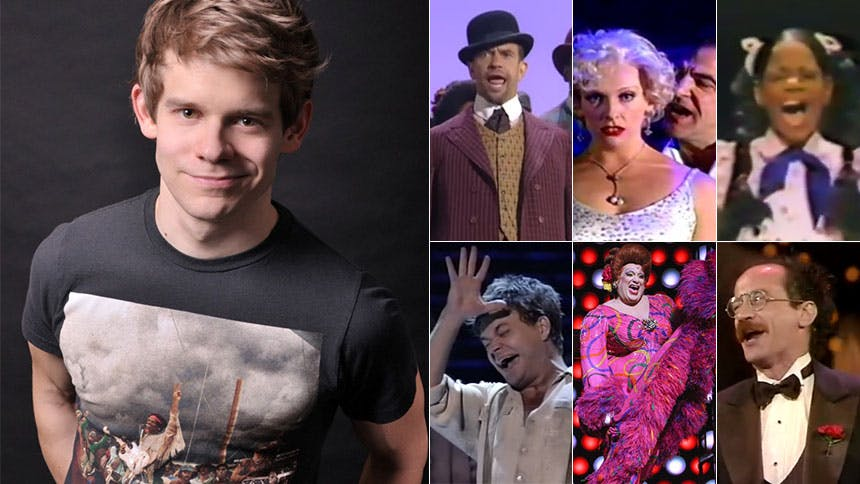 #FlashbackFriday: Submissions Only's Andrew Keenan-Bolger...