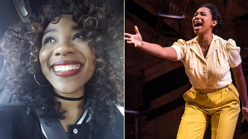 Introduce Yourself(ie): 10 Questions with The Color Purple …