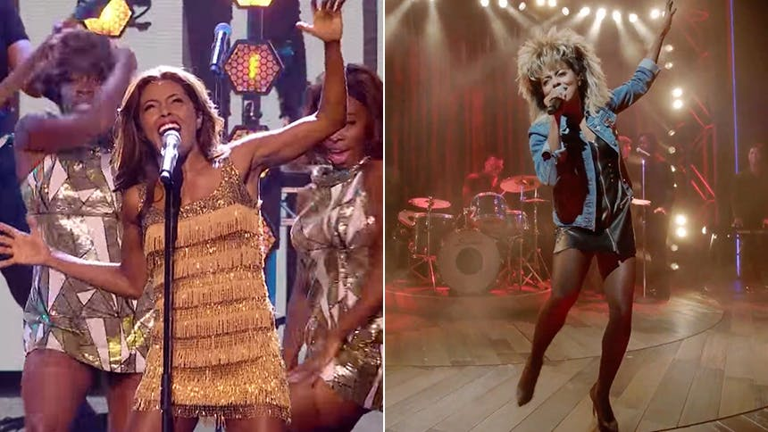 You Are Not Ready for Adrienne Warren as Tina Turner in Tin…