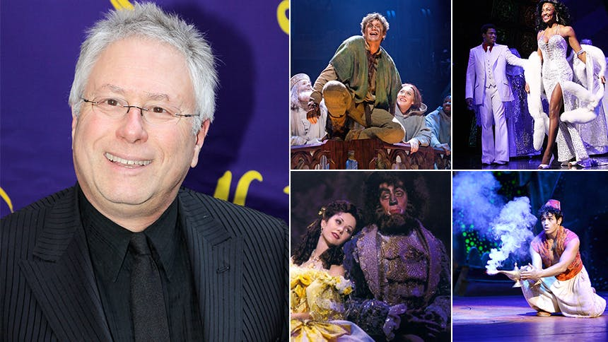 Watch All the Alan Menken Alums Slated to Perform with th...