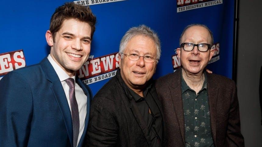 Alan Menken Is Carrying The EGOT! 6 Broadway Covers Of His …