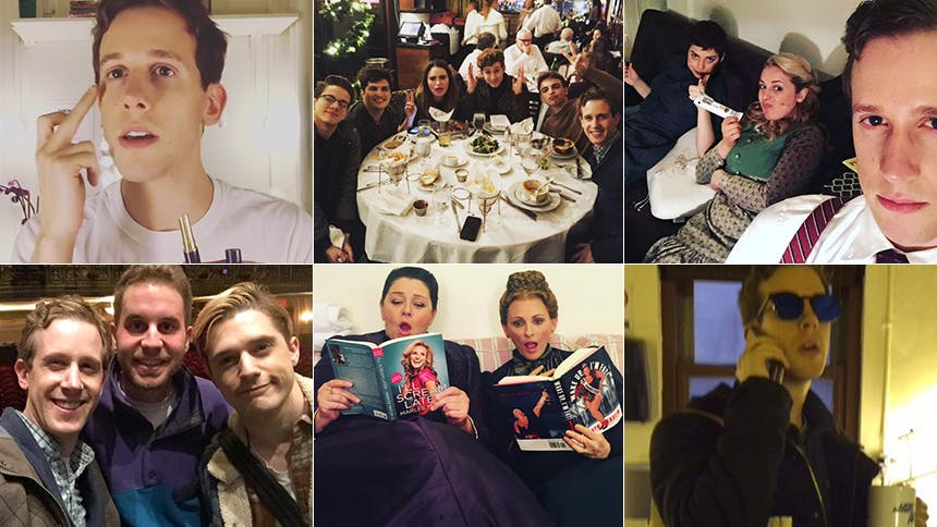 Photo & Video Roundup of Alex Wyse's Hilarious Look at Life…