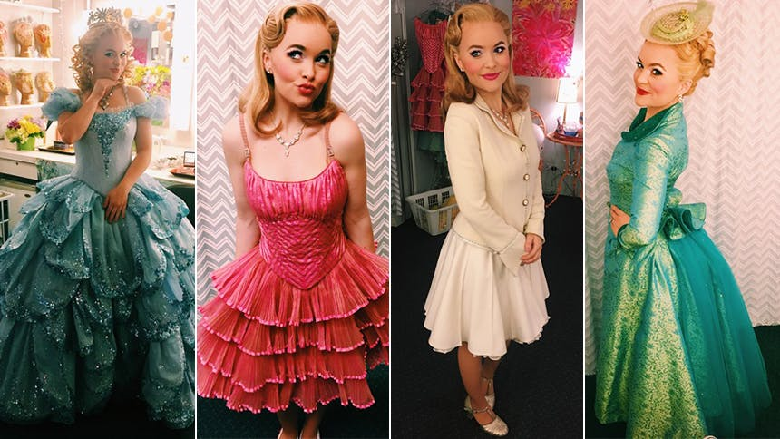 Wicked Star Amanda Jane Cooper Takes Us Through All Her J...