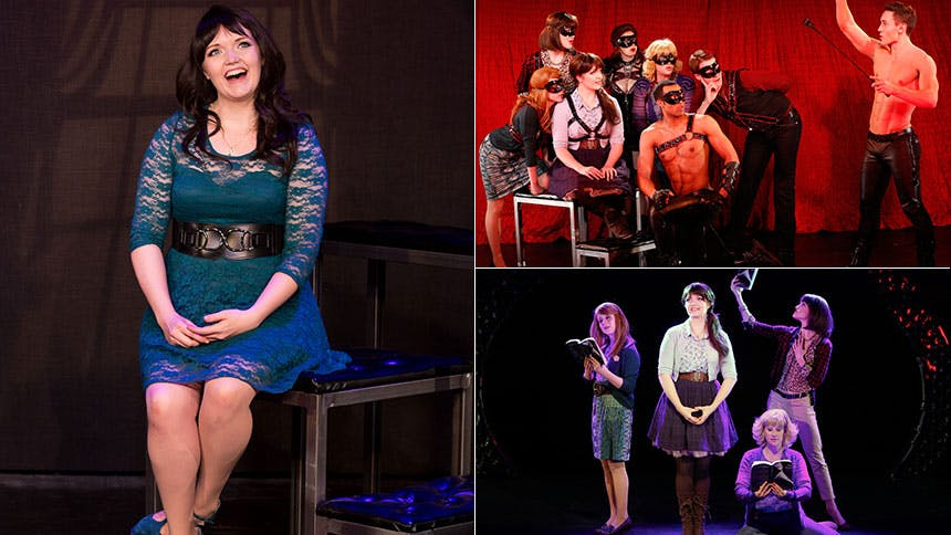 50 Shades! The Musical Star Amber Petty Talks X-Rated Goo...