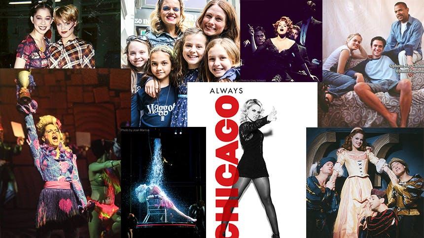 Amy Spanger's Broadway Scrapbook: Matilda, Rock of Ages, Ki…