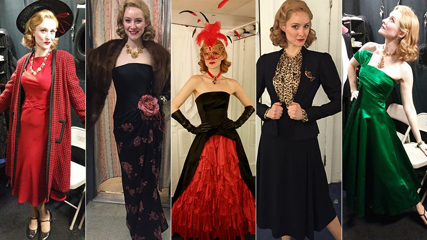 Broadway's New Fashion Icon:  Jill Paice Shows Off Her Stun…
