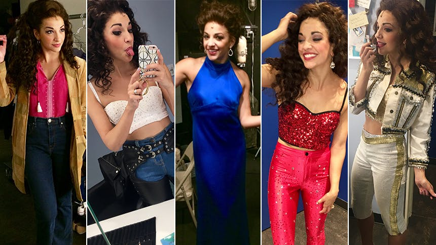 Ana Villafañe  Shows Us What Goes Into Looking & Feeling ...