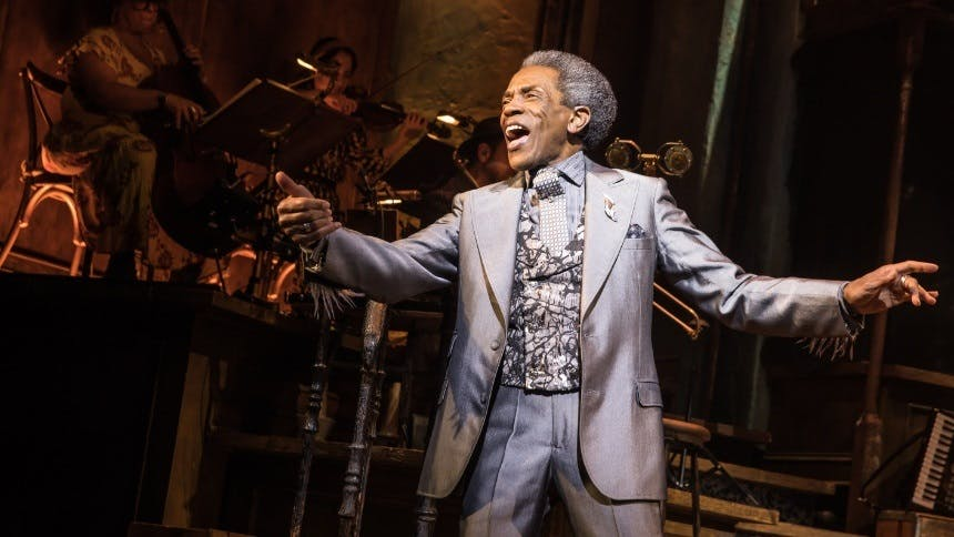 Hot Clip of the Day: Broadway Royalty André de Shields' Sho…