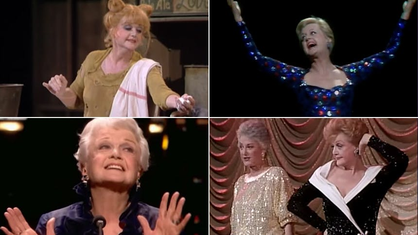 Angela Lansbury Turns 94! 12 Essential Videos of the Five...