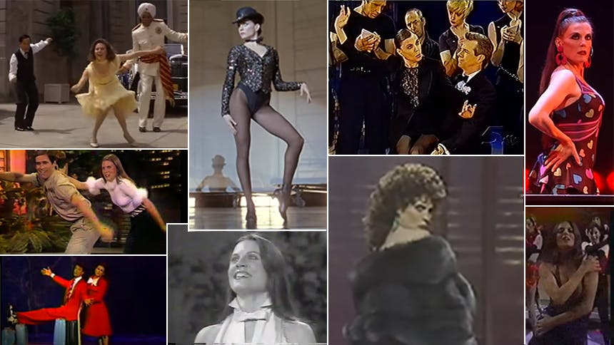The Dancer of a Generation: A Celebration of 12 Killer An...