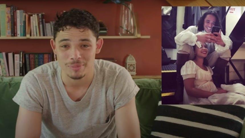 Take A Break! 5 Faves From HAMILTON OBC's Anthony Ramos' Yo…