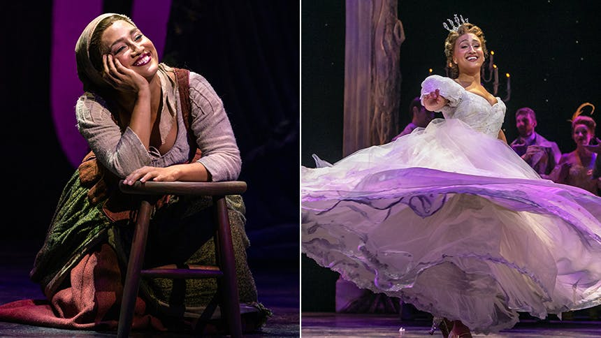 Ashley Blanchet Talks Playing Cinderella at Paper Mill, Sin…