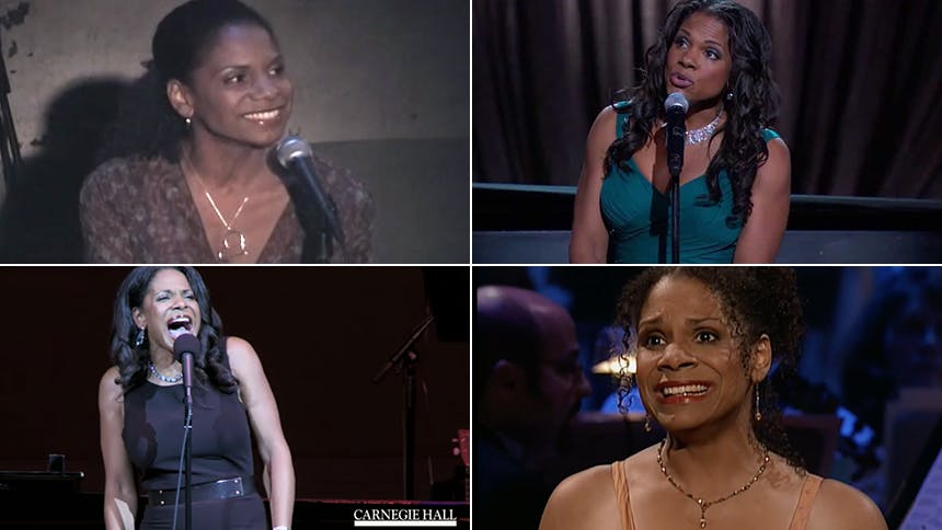Seven Essential Audra McDonald in Concert Performances