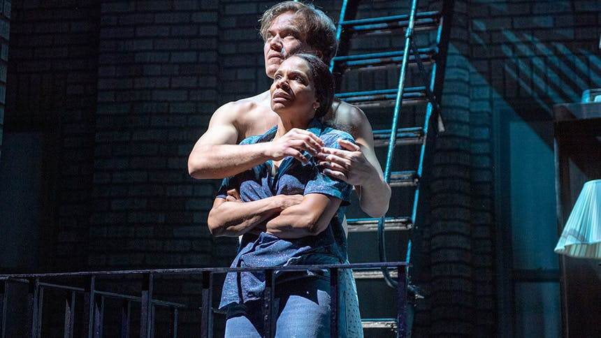 First Look at Audra McDonald & Michael Shannon in Broadwa...