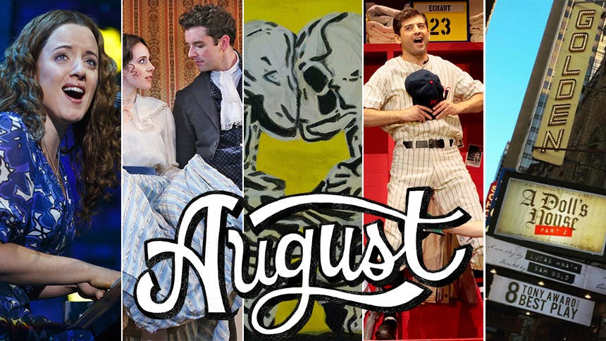 August Editor's Picks: Five Shows To See Before Summer Is...