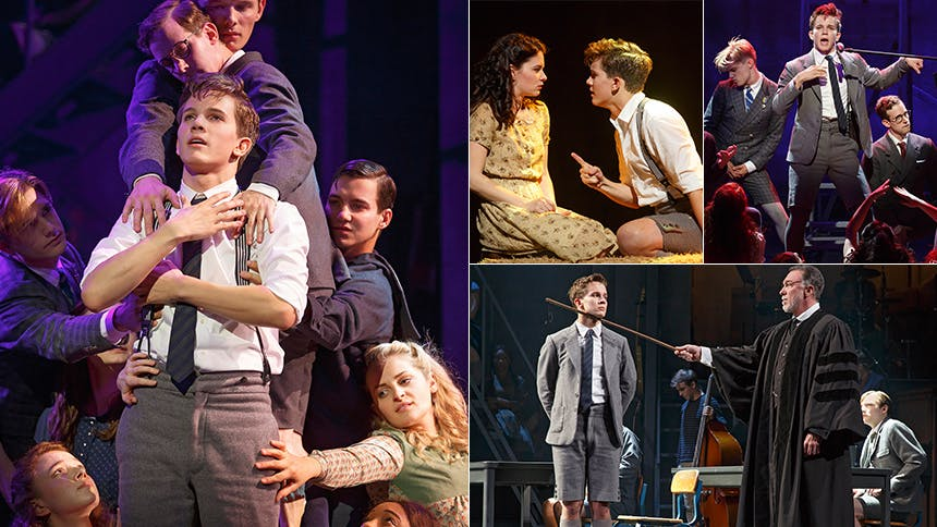 Five Burning Questions with Spring Awakening Star Austin P.…