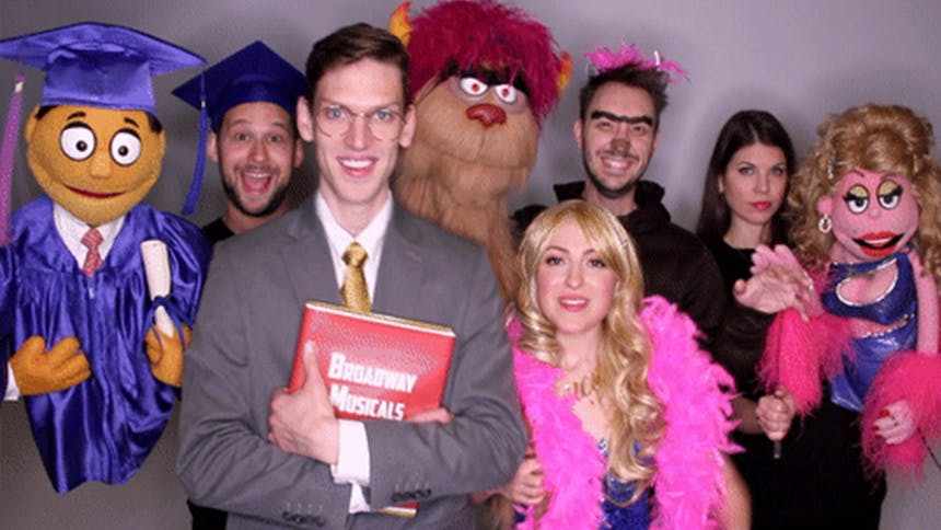 Still Need a Halloween Costume? Try These DIY Avenue Q Insp…