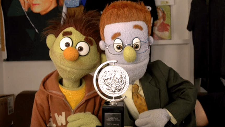 The Avenue Q Puppets Have Some Tony Awards Advice for the...