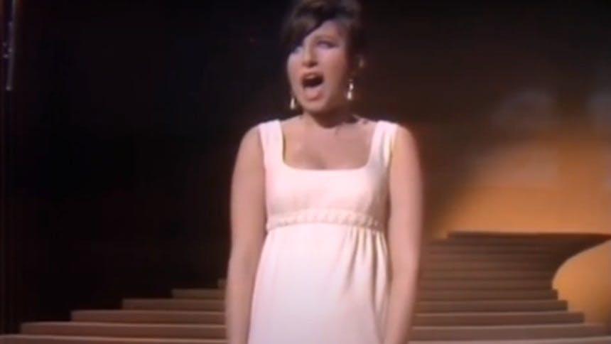 10 Uplifting Videos Of Birthday Funny Girl Barbra Streisand