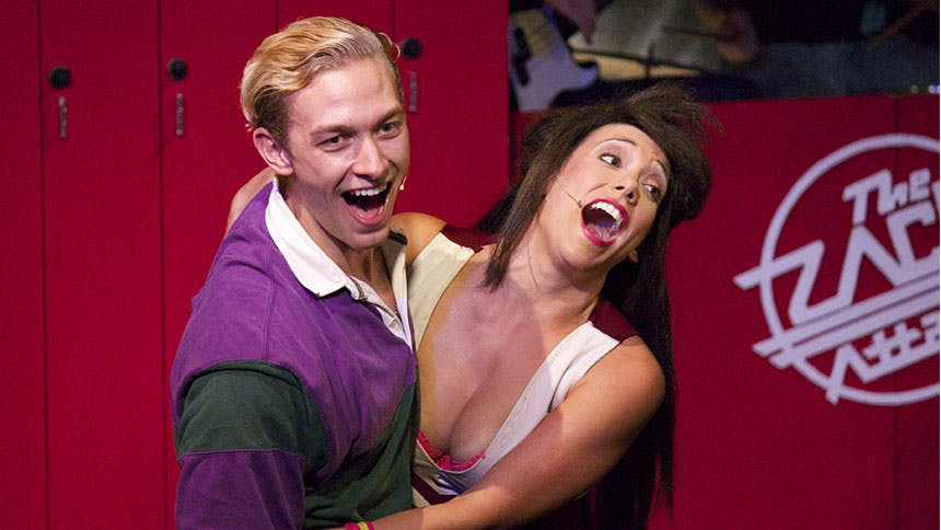 Zack & Kelly 4Ever! Get to Know Bayside! The Musical!'s Rea…