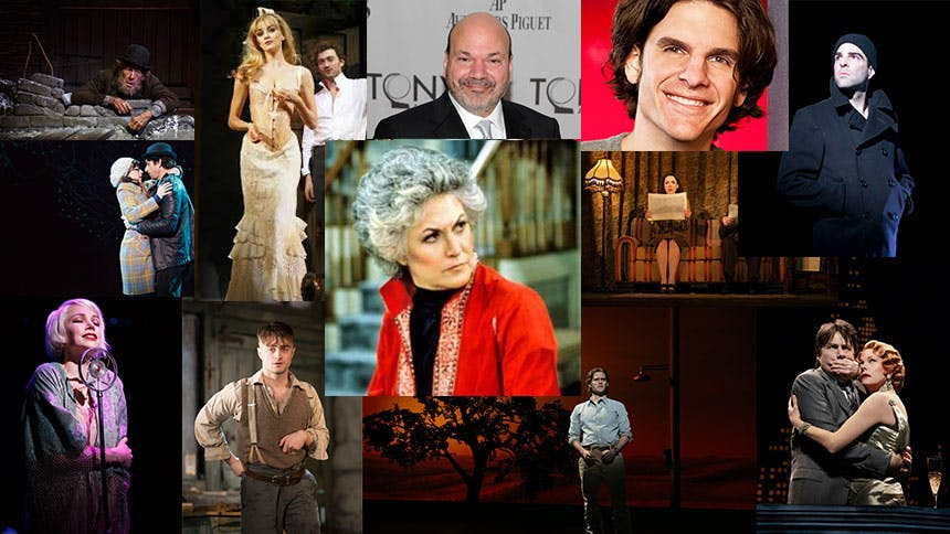 WTF! Bea Arthur Reacts to the Tony Awards' 15 Biggest Snubs