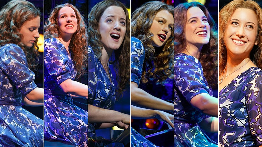 Here's Every Beautiful on Broadway Headliner Singing Carole…
