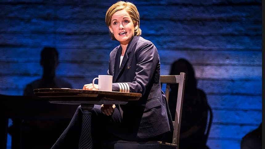 Becky Gulsvig Takes on Seven Questions About Come From Away…