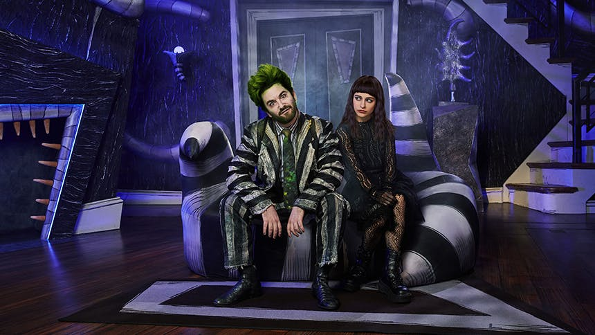 Will Broadway's Beetlejuice Be the Most Stylish Show of t...