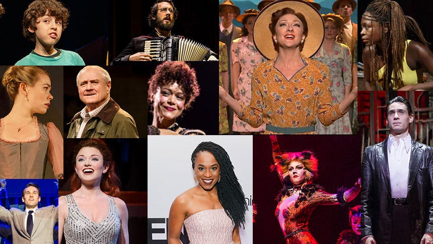 12  Incredible Debuts from the 2016 Broadway Season