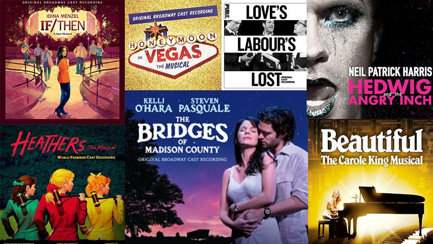 Seven Cast Recordings That Rocked Our World in 2014