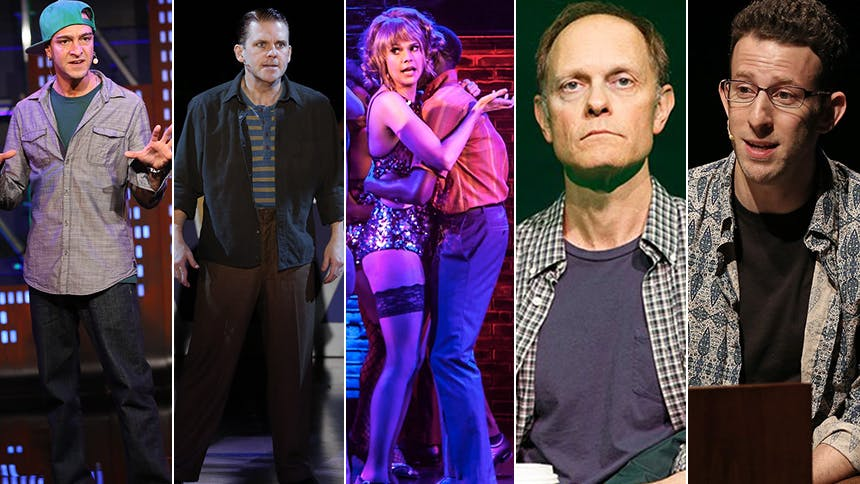 Five Off-Broadway Performances You HAVE to See