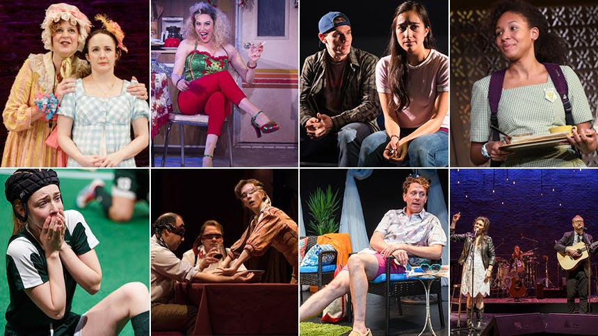 8 Off-Broadway Shows You Have to Run & See Right Now