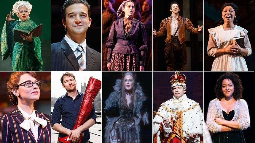 10 Current Broadway Replacement Stars You Have to Go Back a…
