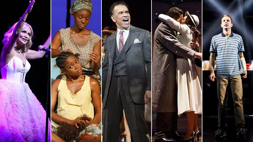 The 10 Shows That Made Us Laugh, Cry, & Love Broadway in 20…