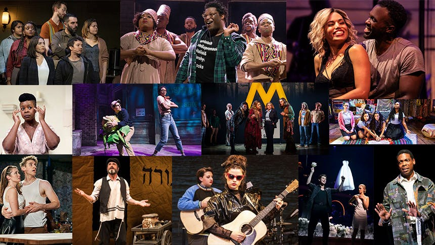 12 Memorable Off-Broadway Shows from 2019