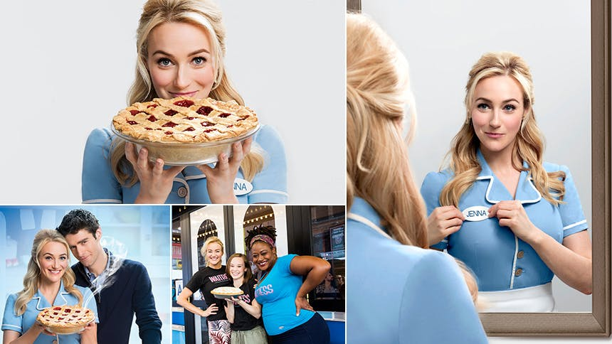 Five Reasons You MUST Return to Waitress to See Betsy Wolfe…