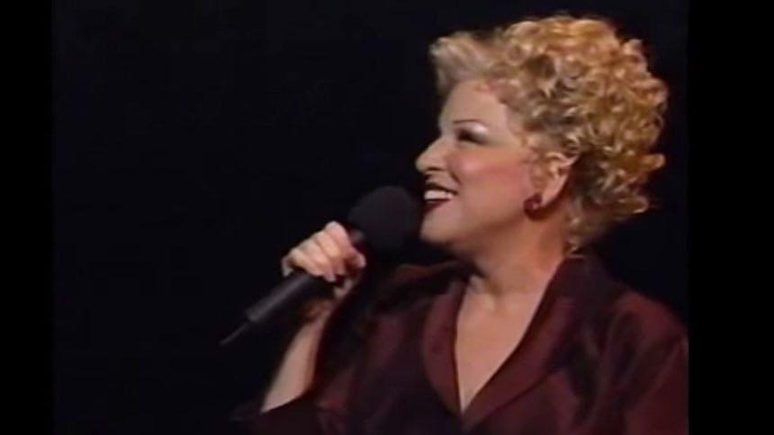 Hot Clip of the Day: Bette Midler Revisits Fiddler  and H...