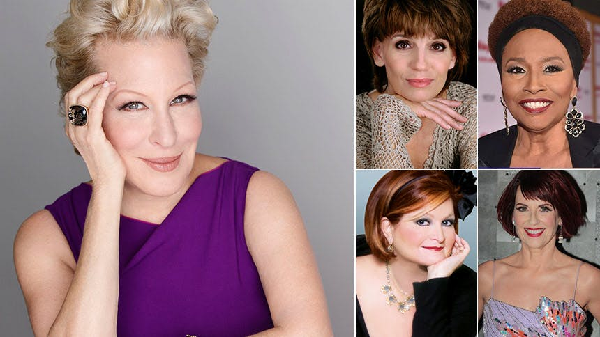 10 Broadway Divas We'd Love to See As Bette's Dolly Standby