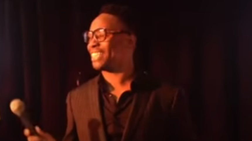 Hot Clip of the Day: Listening Forever to Billy Porter Sing…