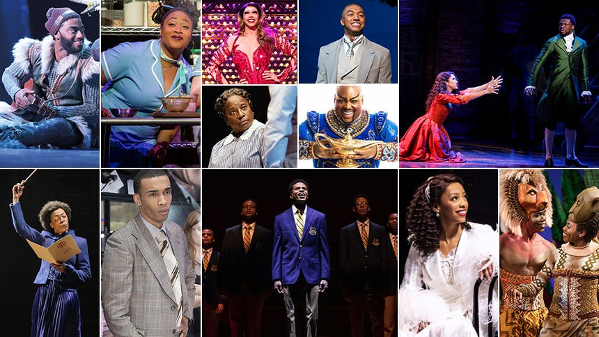 Kick Off Black History Month With 41 African American Actors Starring On Broadway Rn The Daily Scoop