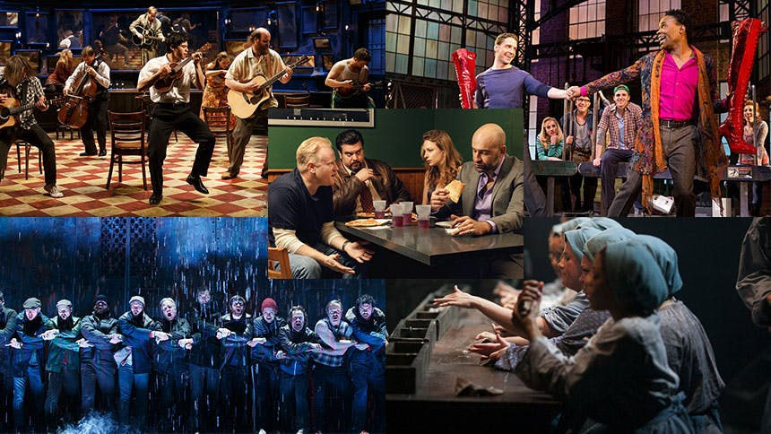 Blue-Collar Broadway: Five Shows Celebrating The Working Man