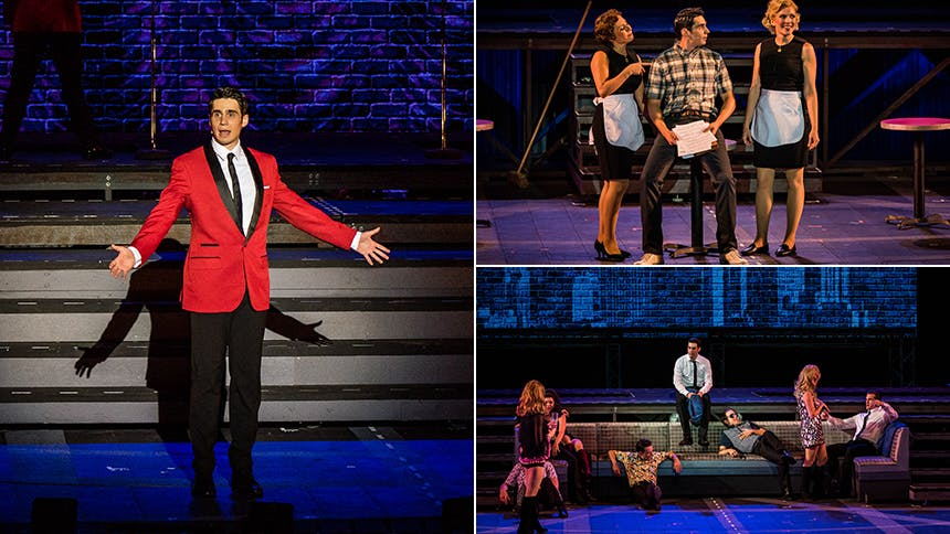 Five Burning Questions with The Muny Jersey Boys Star Bob...