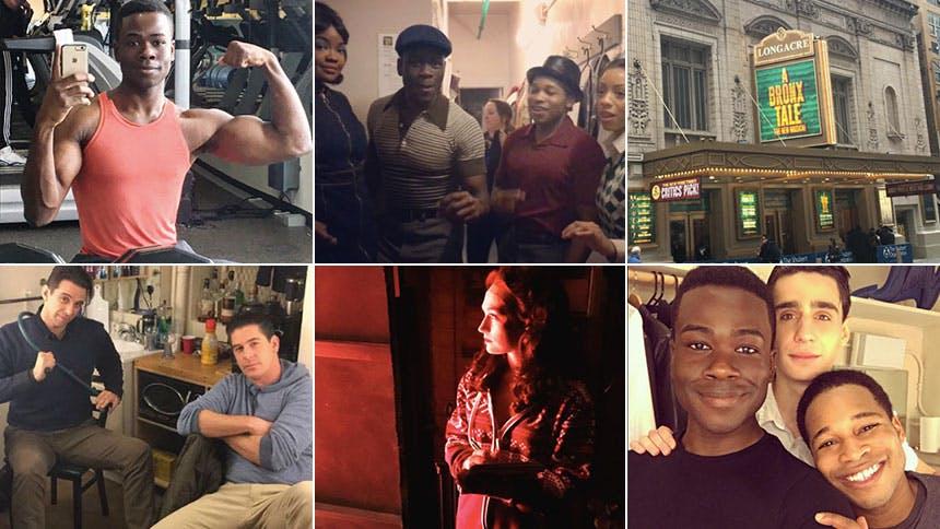Bradley Gibson Tells Tyrone's Tale as He Brings Instagram...