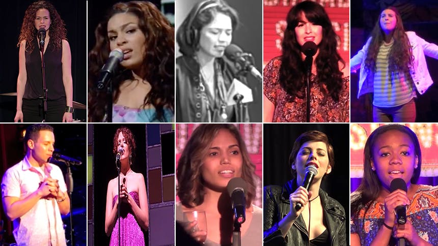 "15 Performances of Lin-Manuel Miranda's ""Breathe"" From In..."