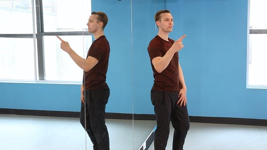 Mean Girls Dance Captain Brendon Stimson Dances Through H...