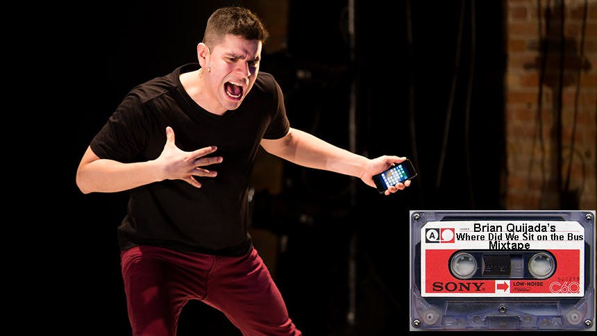Friday Playlist: Brian Quijada's Where Did We Sit on the ...