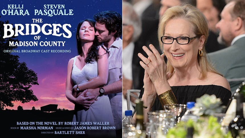 Here's Why The Bridges of Madison County Is The Only Cast...